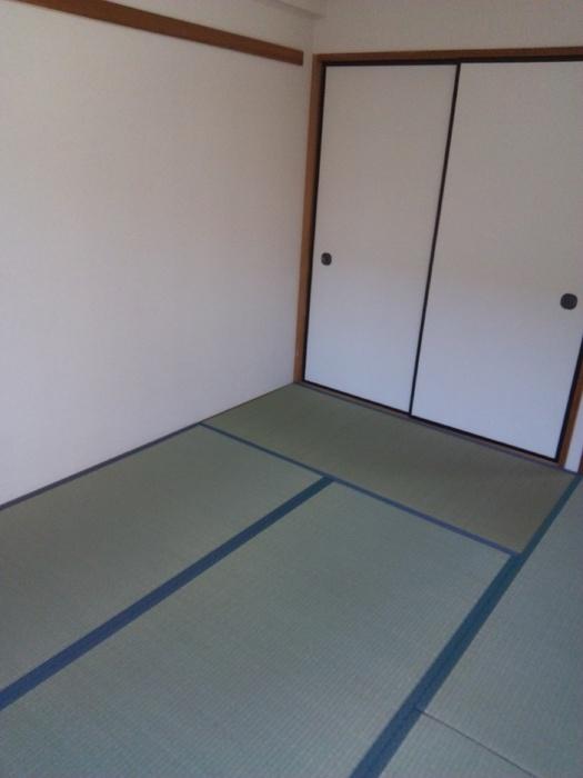 フローレンスMORITA 201号室のベッドルーム
