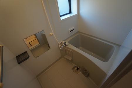 グランシティソレーユII 207号室の風呂
