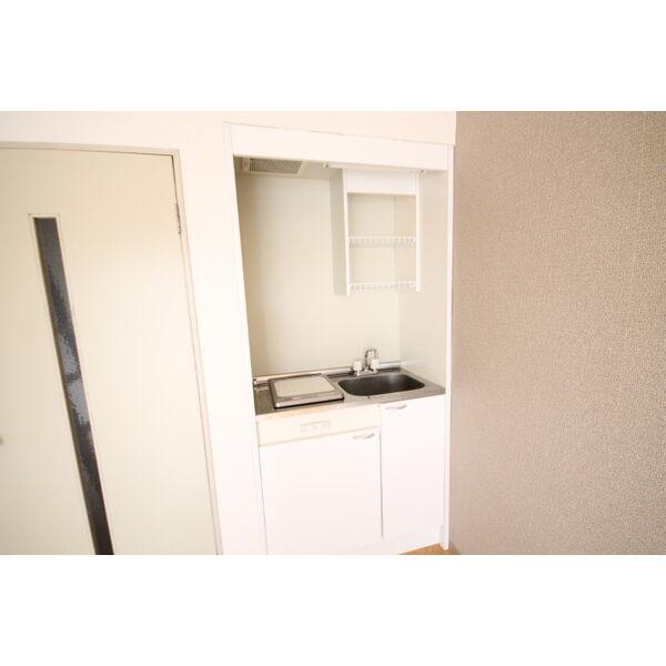Livex V・A 103号室のキッチン