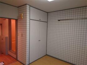 セントラルハイツ 105号室の収納