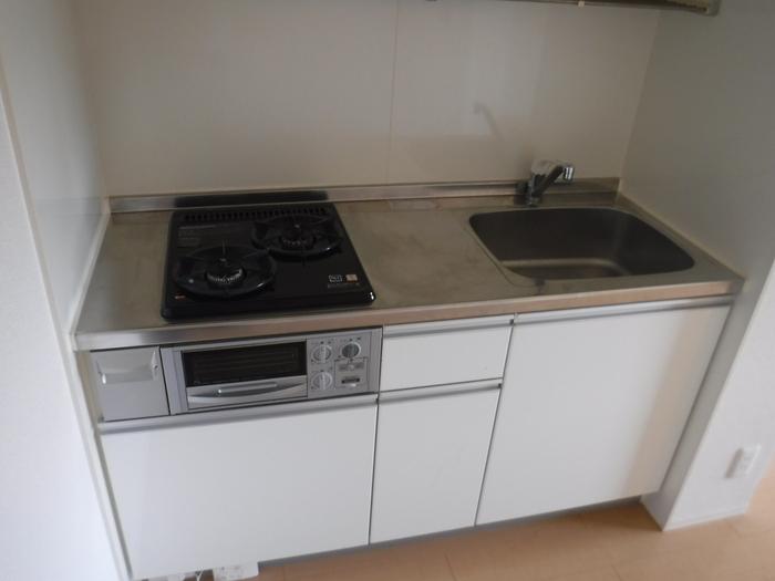 エテルナK・H 205号室のキッチン