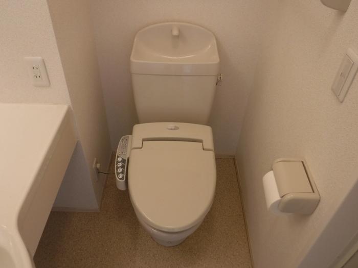 エテルナK・H 205号室のトイレ