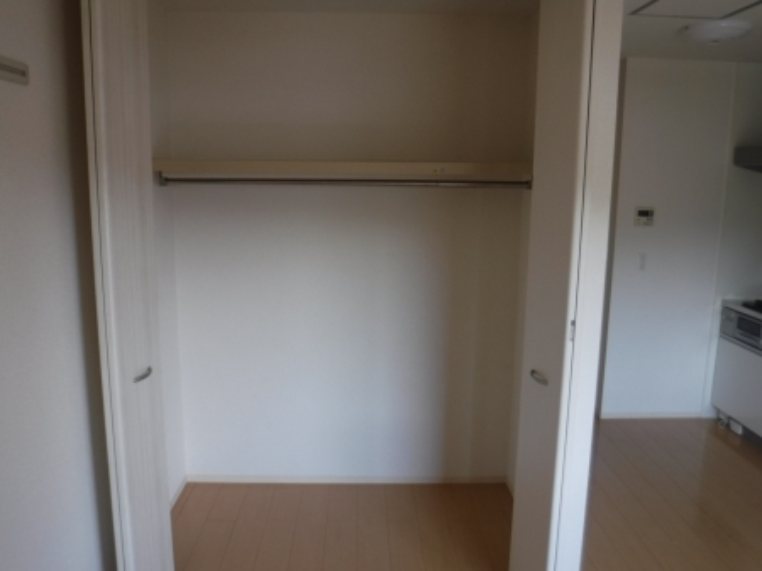 エテルナK・H 205号室の収納