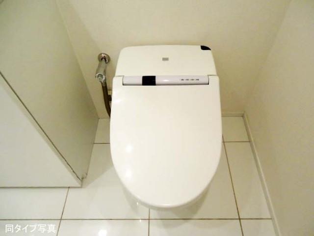 コンフォリア代官山青葉台 0202号室のトイレ