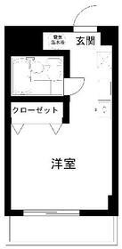 パンシオン 日進NO.3・0303号室の間取り