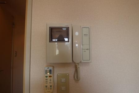 アクアライブラ 306号室のセキュリティ