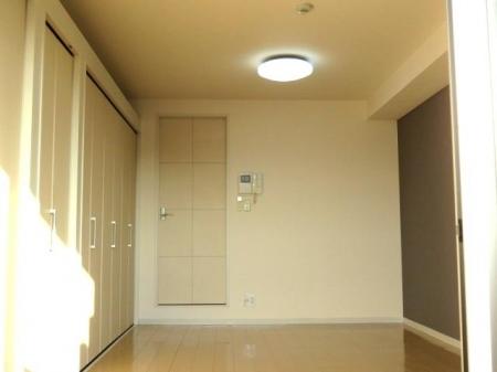 アクアライブラ 306号室のベッドルーム