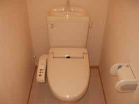 エーデルハイム ASAKAーB 105号室のトイレ