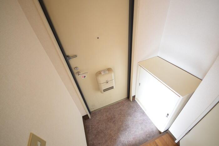 コーワレジデンス 弐番館 001号室の収納