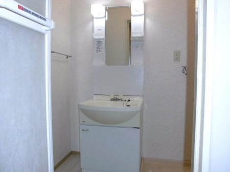 スマイルコート 105号室の洗面所