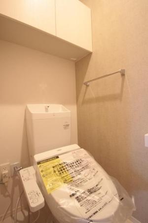 シャトーブリアン 301号室のトイレ