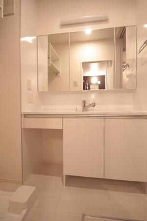 シャトーブリアン 301号室の洗面所
