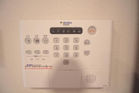 シャトーブリアン 301号室の設備