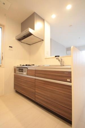 シャトーブリアン 301号室のキッチン