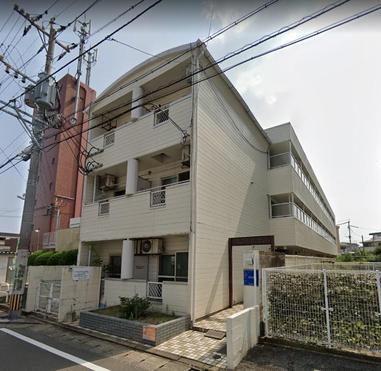ビバリーハウス南福岡Ⅱの外観