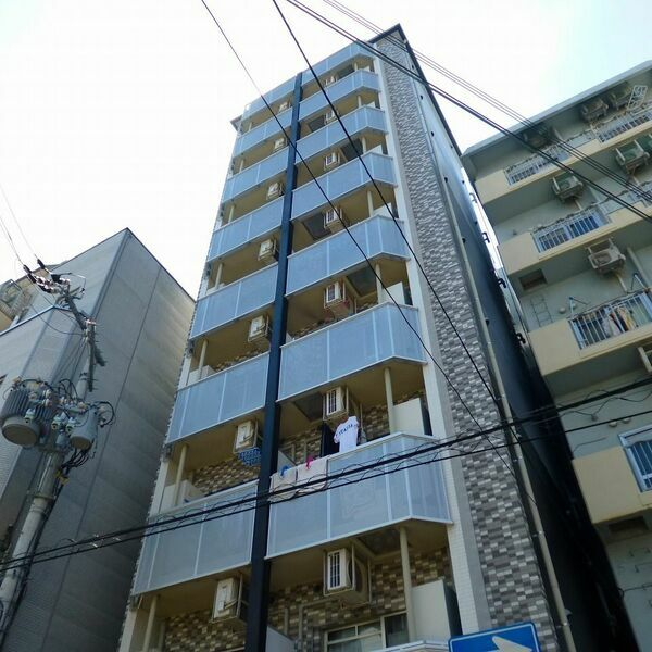 U-ro新大阪・305号室の間取り