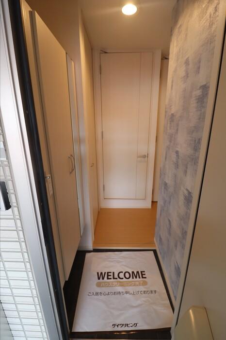 D-room西新 203号室の風呂