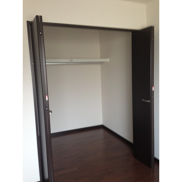 リーブル 吉川3 201号室のキッチン