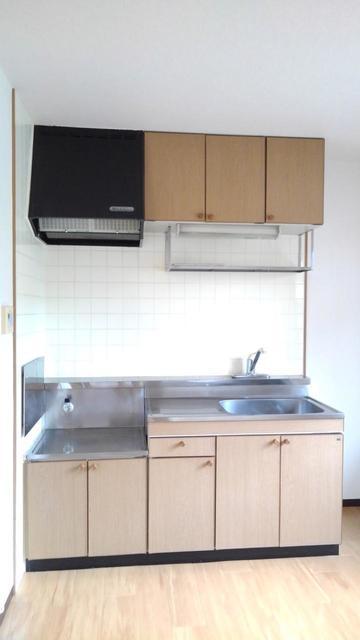 ツウインシティⅡ番館 02010号室のキッチン