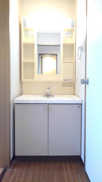 ツウインシティⅡ番館 02010号室の洗面所