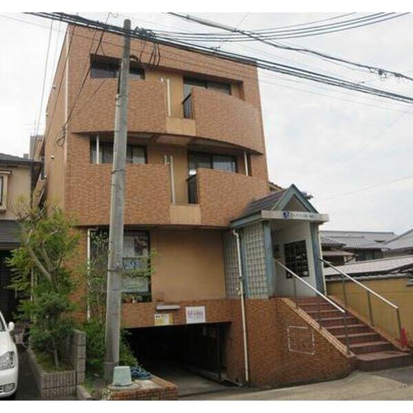 プレアール京都六地蔵の外観