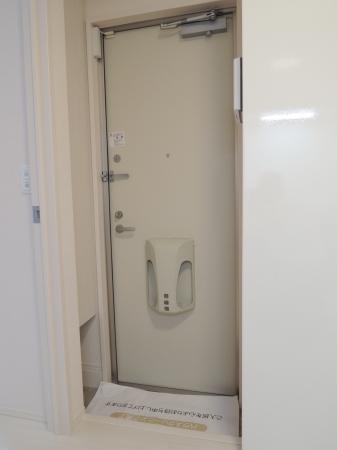 ゼーレ練馬 101号室の風呂