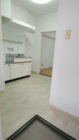 サンエステ平尾ビル 207号室の玄関