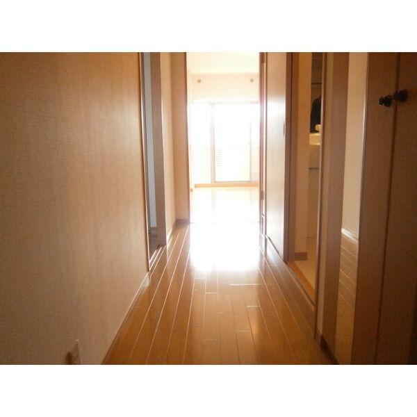 CASA FELICE 梅光園 502号室の玄関