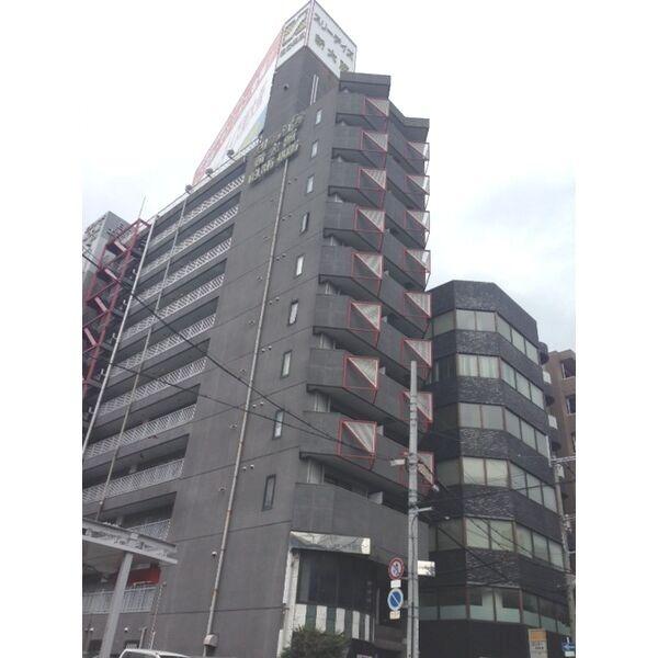 スリーデイズ新大阪の外観