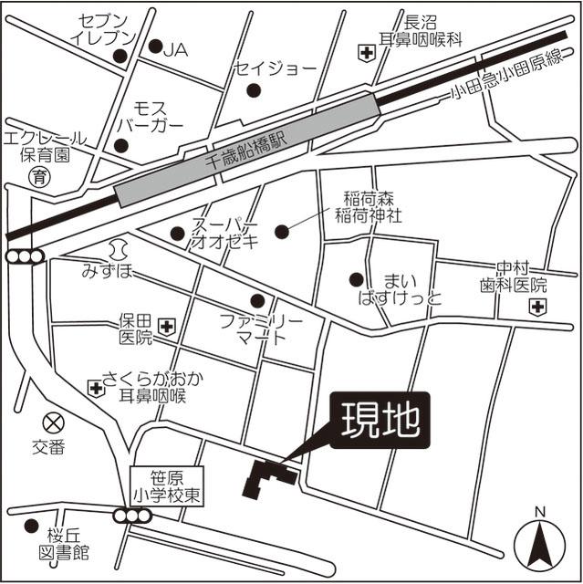 プレジオ桜丘外観写真