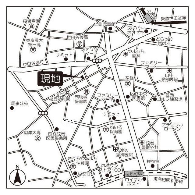 サンシャイン松本No.11外観写真