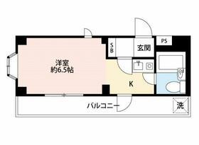ファミリエ世田谷桜丘・302号室の間取り