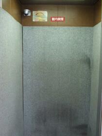 スカイコート田端 603号室の設備