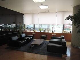 アルファコンフォート横浜 506号室のエントランス