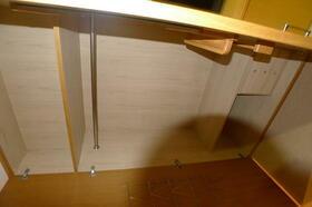 アルファコンフォート横浜 506号室の収納