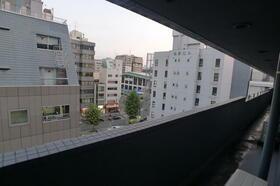 アルファコンフォート横浜 506号室の景色