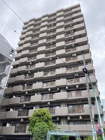 ライオンズマンション渋谷シティ外観写真