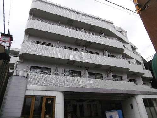 ライオンズマンション中野第5外観写真