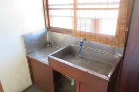 静荘 202号室のキッチン