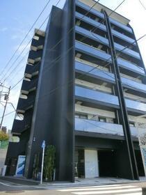アンソレイユ横浜の外観