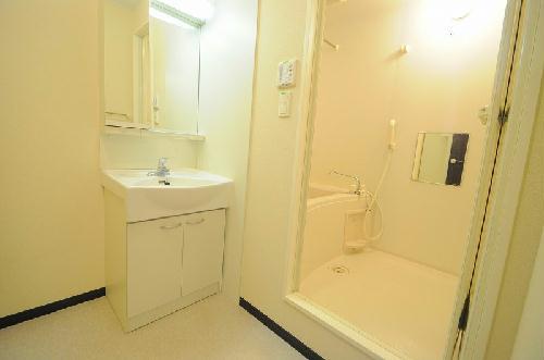レオネクストメール西門 204号室の風呂