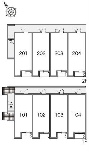 レオネクストメール西門 204号室のその他
