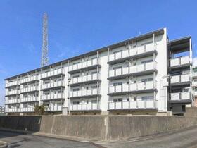 ビレッジハウス藤島4号棟の外観