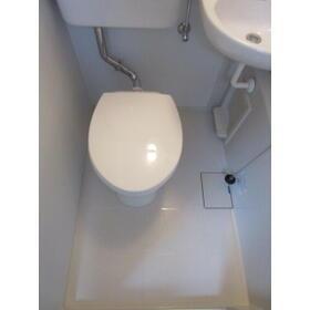 Pair Palace 早宮 102号室のトイレ