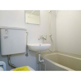 Pair Palace 早宮 102号室の風呂