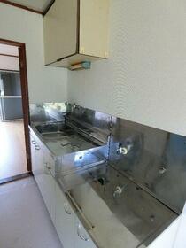 木村ハイツのキッチン