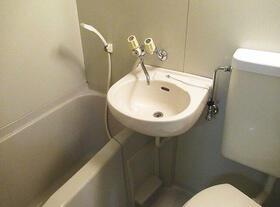 ジョイフル御池 702号室の風呂