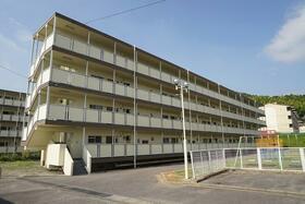 ビレッジハウス幸田6号棟の外観