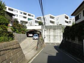 グランスイート横浜山手 709号室の外観