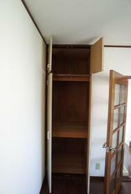 ロフト8 205号室の収納